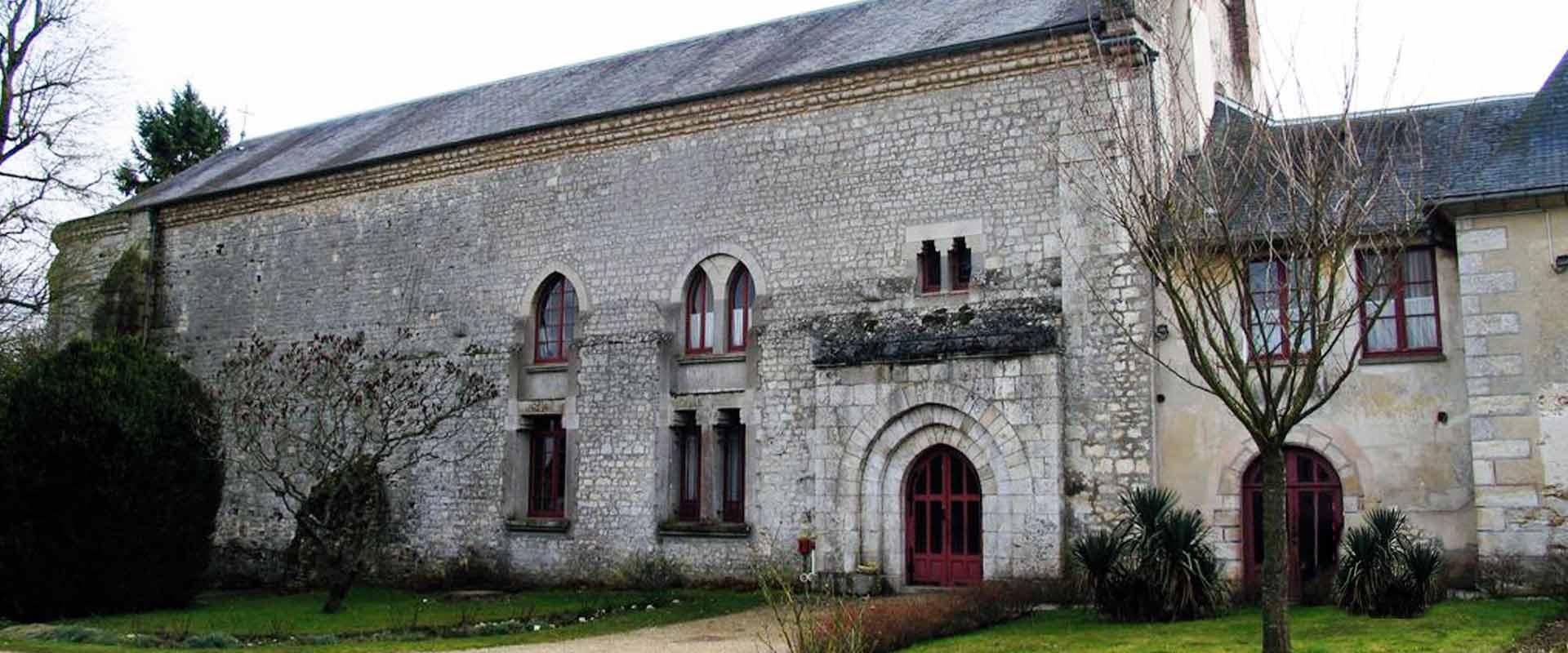 hotel de charme au coeur de l'abbaye du tronchet