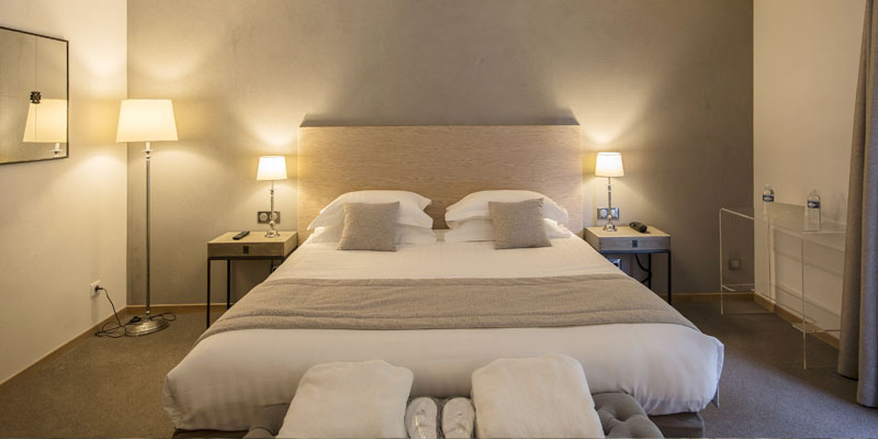 confort room of parchotel