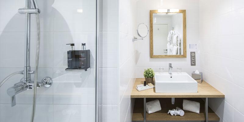 bathroom suite hotel de l'Abbaye