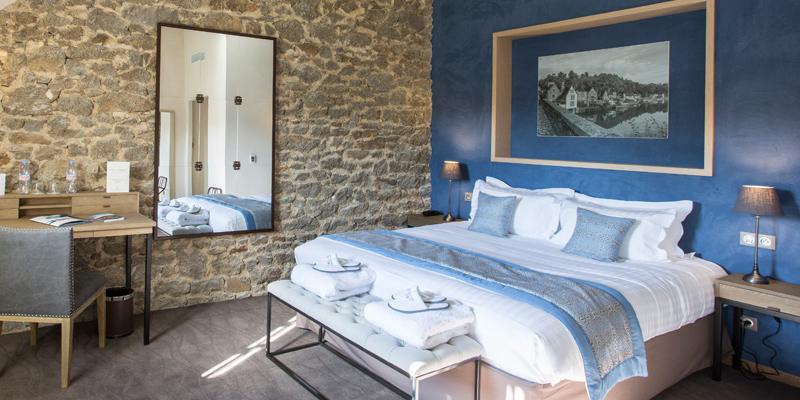 Confort bedrooms hotel de l'Abbaye