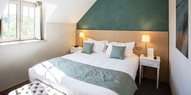 Charming standard bedroom hotel Saint Malo