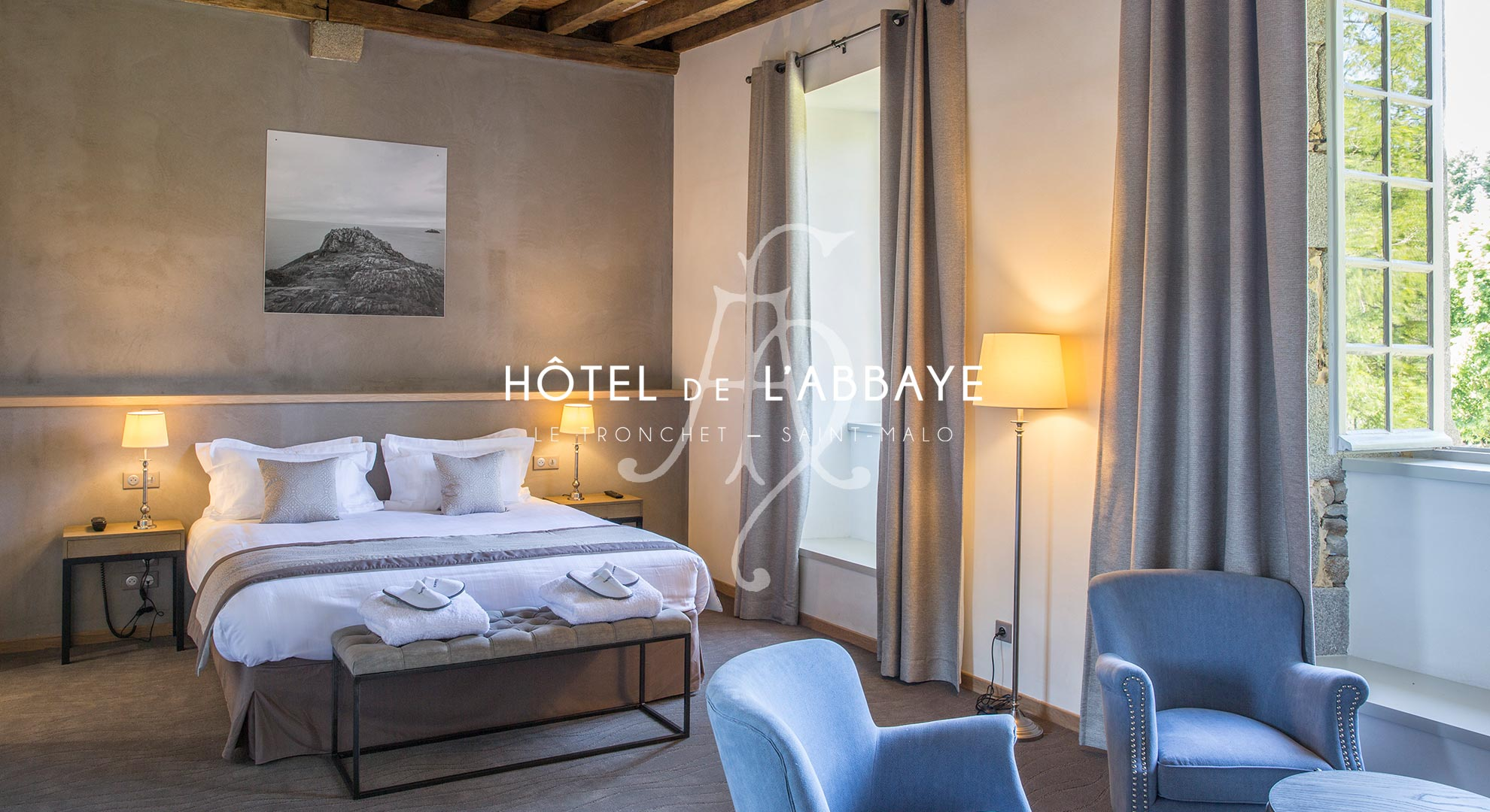 Hotel Brittany Hotel De L Abbaye Du Tronchet Saint Malo