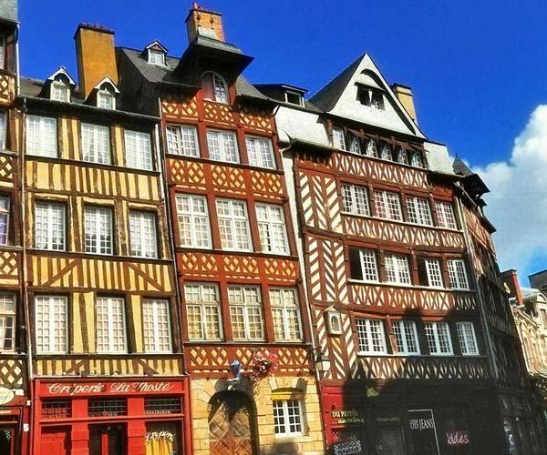 Hotel neat Rennes